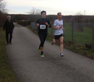 Laufgemeinschaft mit Holger Reichert