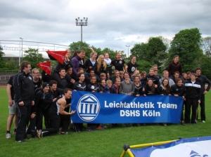 Deutscher Mannschaftsmeister - Starke Leistung!