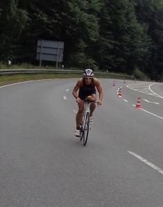 Ironman Wiesbaden - Am Anstieg zur Platte