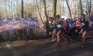 5km-Lauf in Porz