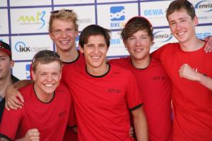 Tagessieg mit dem KTT beim Abschlussrennen der 2. Buli in Grimma!